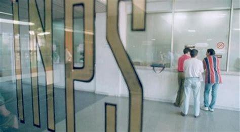 permesso di soggiorno per disoccupazione inps on line disoccupazione richiesta naspi