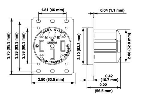nema 14 50 wiring diagram wiring diagram