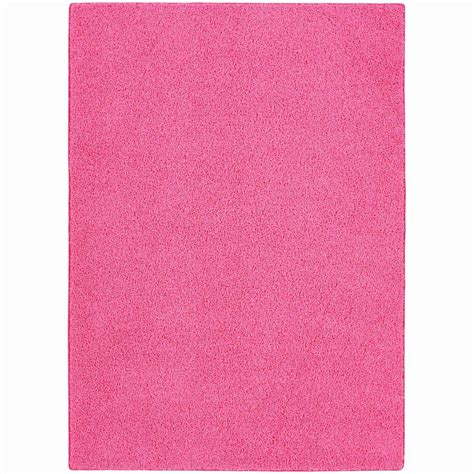 rugs pink garland rug shazaam pink 4 ft x 6 ft area rug sz 00 ra 0046 14 the home depot
