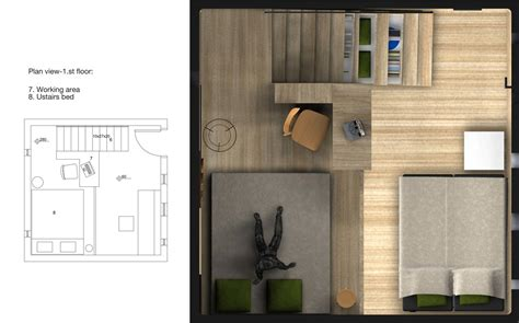 micro house design by gabrijela tumbas papic gabrijela tumbas compact dwelling concept small spaces