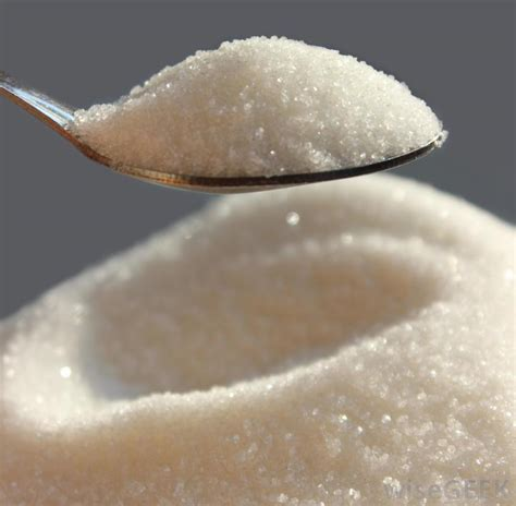 What Is Table Sugar what are monosaccharides with pictures