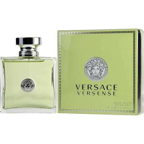 Dontella Appears For New Versace Fragrance by Versace Versense Eau De Toilette Fragrancenet 174
