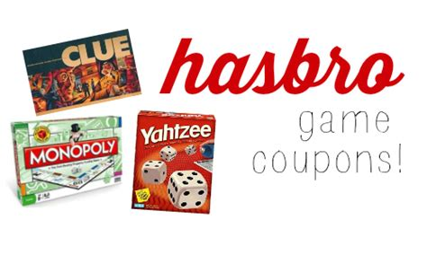 scrabble coupons hasbro coupons save on monopoly scrabble more