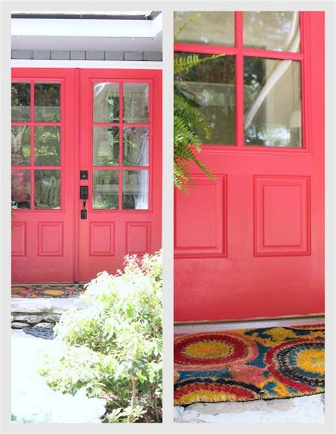 Pink Front Door Paint 26 Best Ideas About My Valspar Board To Brush On Wall Paint Colors Pale Pink And