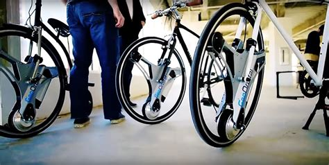 designboom wheel geoorbital reinvents the wheel to make any bike electric