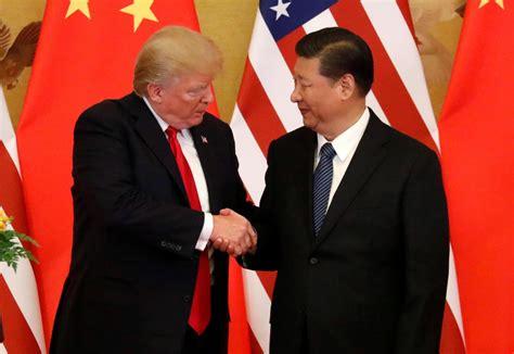 donald trump xi jinping north korea trump presses china on north korea and trade sundiatapost