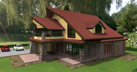 modern house plans in kenya four bedroom house plans in kenya modern house