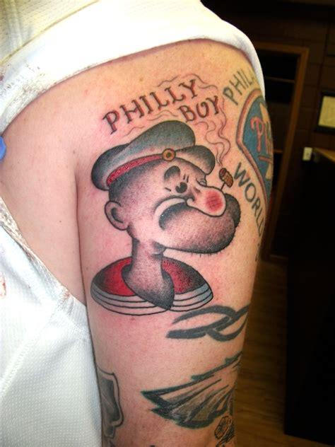 bart kwan tattoo popeye barrelrider s