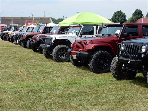 Jeep York Pa Pa Jeeps All Breeds Jeep Show 2016 York Jeep Show