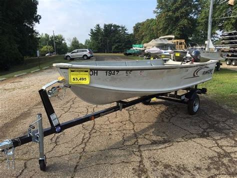 alumacraft boats ohio alumacraft new and used boats for sale in oh