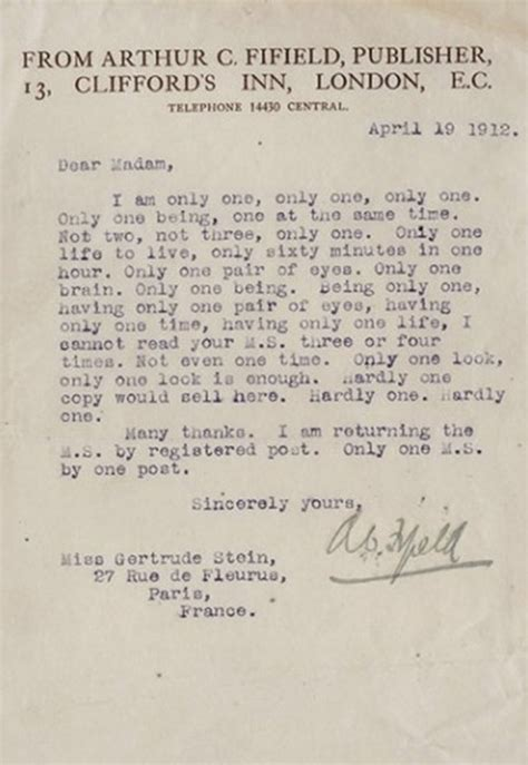 Rejection Letter Etiquette An Fashioned But Hilarious Rejection Letter Retroette