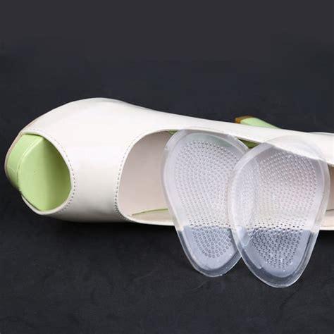 Silicone Silikon Foot Gel Pelindung Kaki Highheels Sepatu Kerja Pesta agar til cantik dan nggak sakit saat memakai high heels terapkan 7 hacks ini