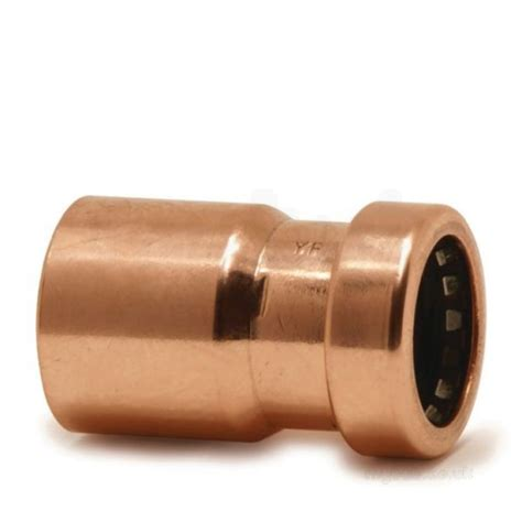 Tectite Plumbing Fittings by Tectite Sprint Tt6 22x15mm Reducer Pegler
