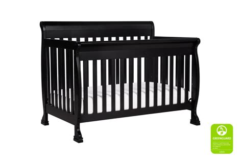 davinci convertible cribs davinci kalani convertible crib black n cribs