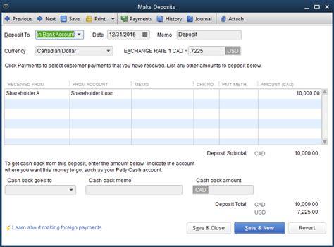 quickbooks tutorial general ledger quickbooks desktop your home currency adjustment super