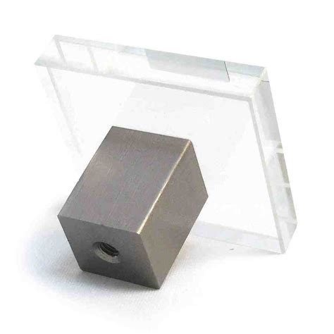 Square Glass Cabinet Knobs by Square Glass Cabinet Knobs Home Furniture Design