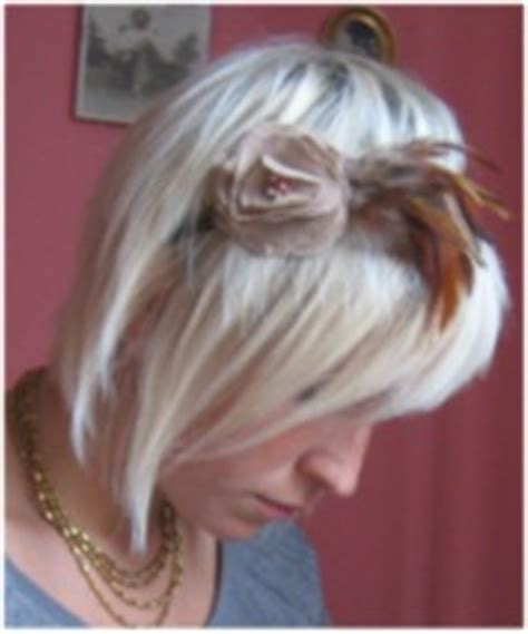 bobs witj feather side bands homecoming hairstyles with headbands hairstyle blog