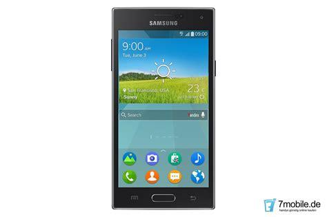 Samsung Z 7 Samsungs Erstes Smartphone Mit Tizen 7mobile Smartphone News