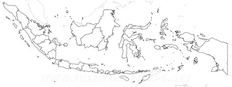 indonesia map coloring page indonesia maps