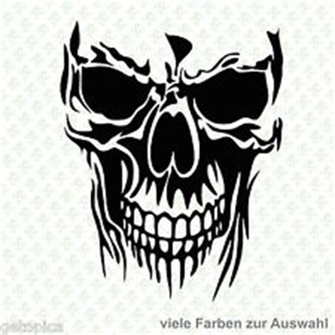 Heckscheibenaufkleber Transparent by Autoaufkleber Skull Aufkleber Ebay