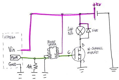 transistor mosfet commutation agrandir la photo