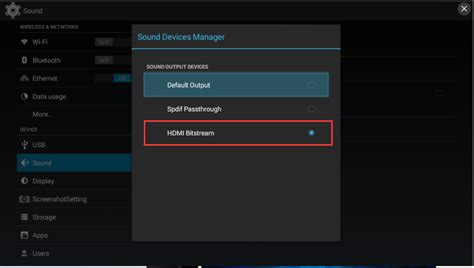 format audio hdmi bitstream how to set hdmi audio passthrough with bitstream in kodi