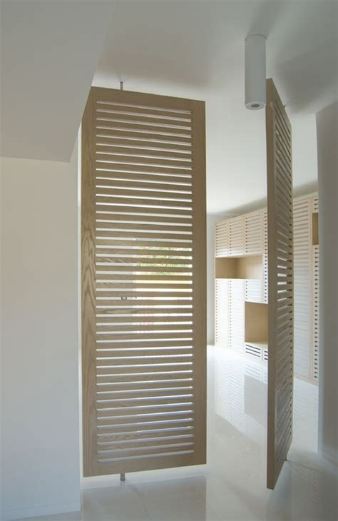 Slatted Interior Doors Interior Slatted Doors 3 Photos Slatted Closet Doors
