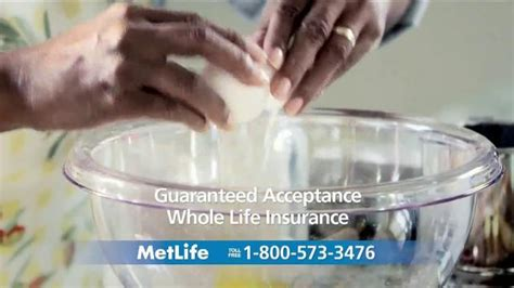metlife tv commercial guaranteed acceptance ispot metlife tv commercial guaranteed acceptance ispot metlife