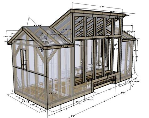 20 free diy tiny house plans to help you live the small