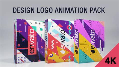 Design Logo Animation Pack | design logo animation pack by skilzstudio videohive
