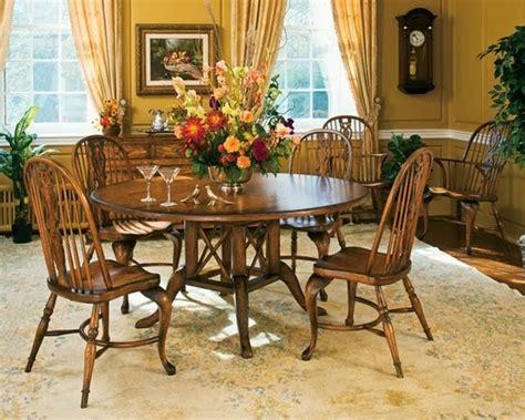 desain lu meja makan desain meja makan lingkaran rumah idaman