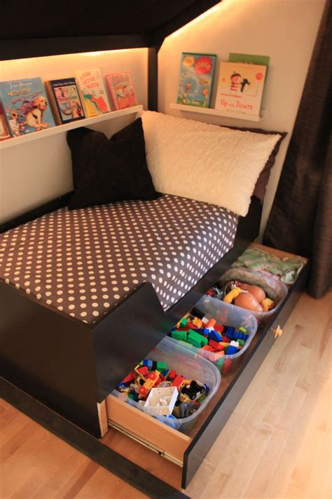 under the bed storage under bed toy storage ideas for my sons room