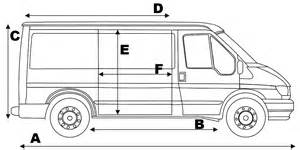 Ford Transit Height Ford Transit Mk6 Specifications Transit Center All