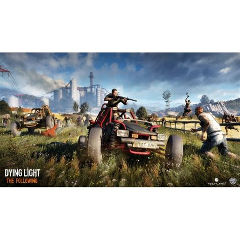 dying light the following xbox one dying light the following enhanced edition xbox one