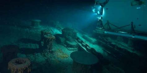 fotos reales titanic hundido robert ballard y la b 250 squeda del titanic