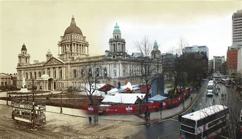 Plumb Center Belfast by Merged Photos Of Belfast And New Slugger O Toole