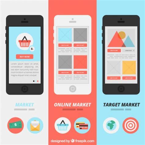 i mobile market free mobile phone market vector free