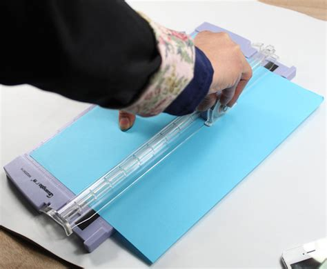 Craft Paper Cutting Machine - portable paper photo cutting machine handmade craft tools