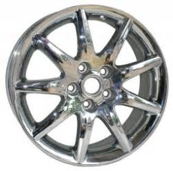 Buick Chrome Rims 17 Quot Buick Lucerne Chrome Wheel 17x7 5x115