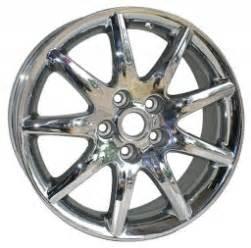 Chrome Buick Rims 17 Quot Buick Lucerne Chrome Wheel 17x7 5x115