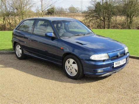 vauxhall anglia 1994 vauxhall astra gsi 16v anglia car auctions