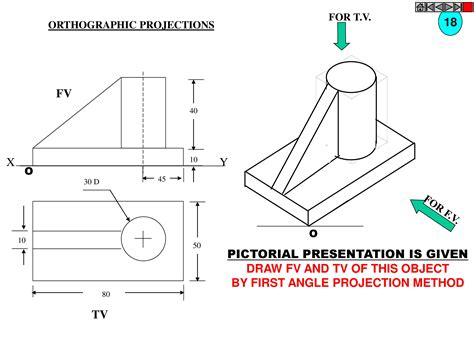 Engineering Drawing I B Tech All Branches Powerpoint Engineering Drawing Ppt Free