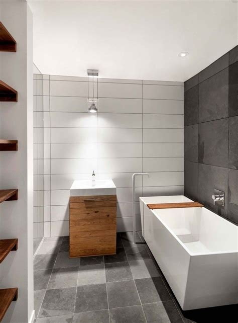 alle schwarzen badezimmer g 252 nstig moderne badezimmer wei 223 e fliesen mit schwarz fugen
