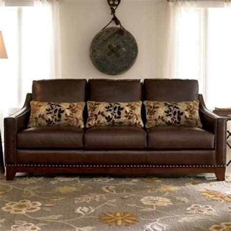 jcpenney linden street sofa linden street hanover leather sofa jcpenny pinterest
