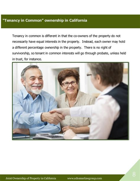 joint ownership of house with parents joint ownership of property in california