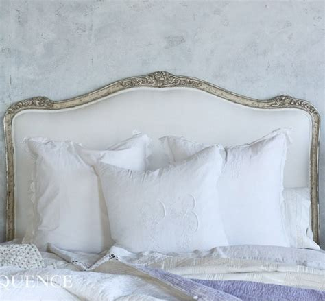 silver headboards eloquence collection sophia headboard in silver