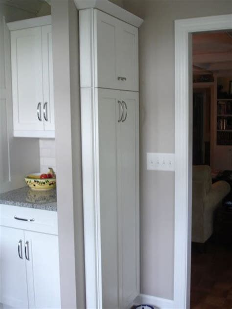 Linda's Remodeled Kitchen   Cabinets, Front doors and Pantry
