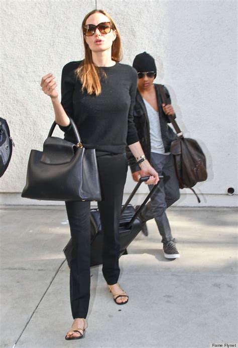 o angelina jolie 570 jpg what do you think about girls that wear all black