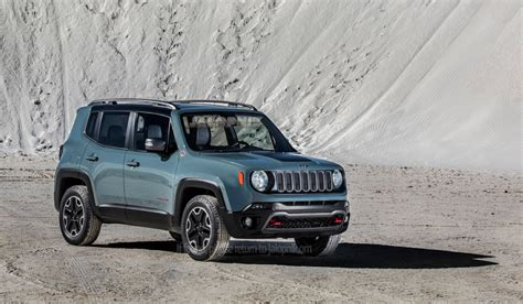 small jeep 2015 jeep renegade images leak we dig it news car and