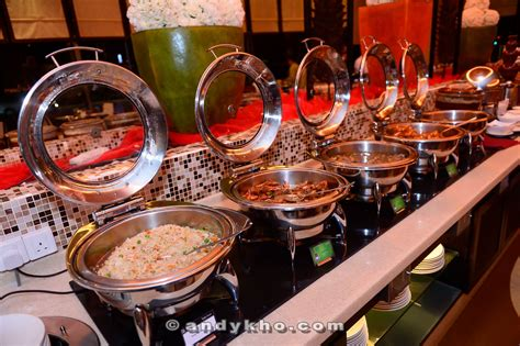 ramadan buffet dinner  tonka bean cafe impiana hotel